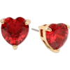 HEART EARRINGS - 耳环 -