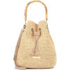 HEIDI KLEIN,Straw drawstring bag - Borsette -