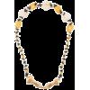 HEIMAT ATLANTICA embossed hands necklace - Necklaces -