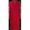 HELMUT LANG double-breasted belted coat - Jacken und Mäntel -