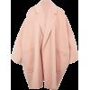 HELMUT LANG pink coat - Jacket - coats -