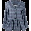 HENRIK VIBSKOK blue jacket - 外套 -