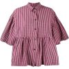 HENRIK VIBSKOK red blouse - Shirts -