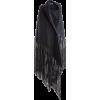 HERMÈS grey poncho - Jacket - coats -