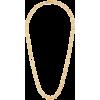 HILLIER BARTLEY Paperclip-link brass nec - Naszyjniki -