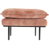 HK Living dusty pink footrest - Furniture -