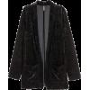 H&M Crushed-velvet Jacket - Giacce e capotti -