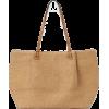 H&M Straw Shopper Bag - Сумочки -