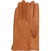 H&M brown gloves - グローブ -