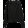 H&M cardigan ribbed knit cardigan - Cardigan -