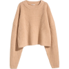 HM chunky knit wool sweater - Pullovers -