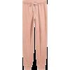 H&M dusty pink pyjama pants - Pajamas -