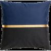 H&M home cushion in blue - Objectos -