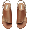 H&M sandals in brown - Sandals -