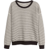 H&M striped sweater - Pullovers -