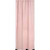 H&M velvet pink curtain - Namještaj -