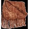 HOBO INTERNATIONAL  Blaze SF-2509BRN Shoulder Bag,Brown,One Size - Bag - $187.60