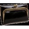 HOBO Robin Vintage Wallet Black - Wallets - $48.85