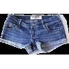 HOLLISTER jeans shorts - Shorts -