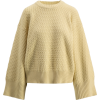 HOLZWEILER cotton knit sweater - Pullovers -