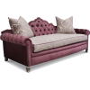 HOUSE HOUSE HOME purple sofa - Uncategorized -