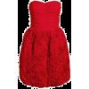 Haljina Red - Dresses -
