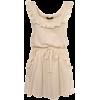 Haljina Beige - Dresses -