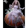 Halloween Cinderella - Illustrations -