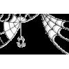 Halloween Spider Web - Animals -