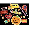 Halloween - Tiere -