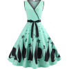 Halloween dress - sukienki -