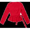 Halter Split Wide Leg Palazzo Jumpsuit - Рубашки - длинные -