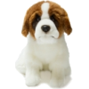 Hamleys St. Bernard Soft Toy - Articoli -