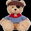 Hamley's pirate bear - Items -