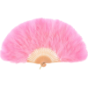 Hand Fan Flapper Costume Accessories - Anderes - $13.99  ~ 12.02€