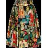 Hanna Skirt Frida's Park Night - Skirts -