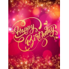 Happy Birthday Background - Fondo -