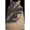 Harry Gordon 1968 mystic eye dress - Vestiti -