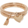 Haven Heart & Tassel Bracelet - Zapestnice -