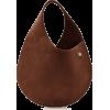 Hayward Suede Bag - Kleine Taschen - $850.00  ~ 730.05€