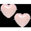 Heart Stud Earring - Naušnice - $3.99  ~ 3.43€