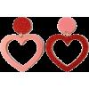 Heart Earrings - イヤリング -