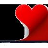 Heart Flip Background - Anderes -