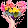 Heart Flowers - Uncategorized -