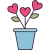 Heart Pot - Uncategorized -