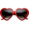 Heart Sunglasses - Sunglasses -