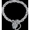Heart charm bracelet - Pulseiras -