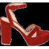Heels - Sandalen -