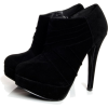 Helena Platform Shoe Boot - Botas - $50.00  ~ 42.94€