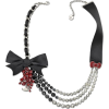 Hello Kitty Glamour Necklase  - Necklaces - $155.00